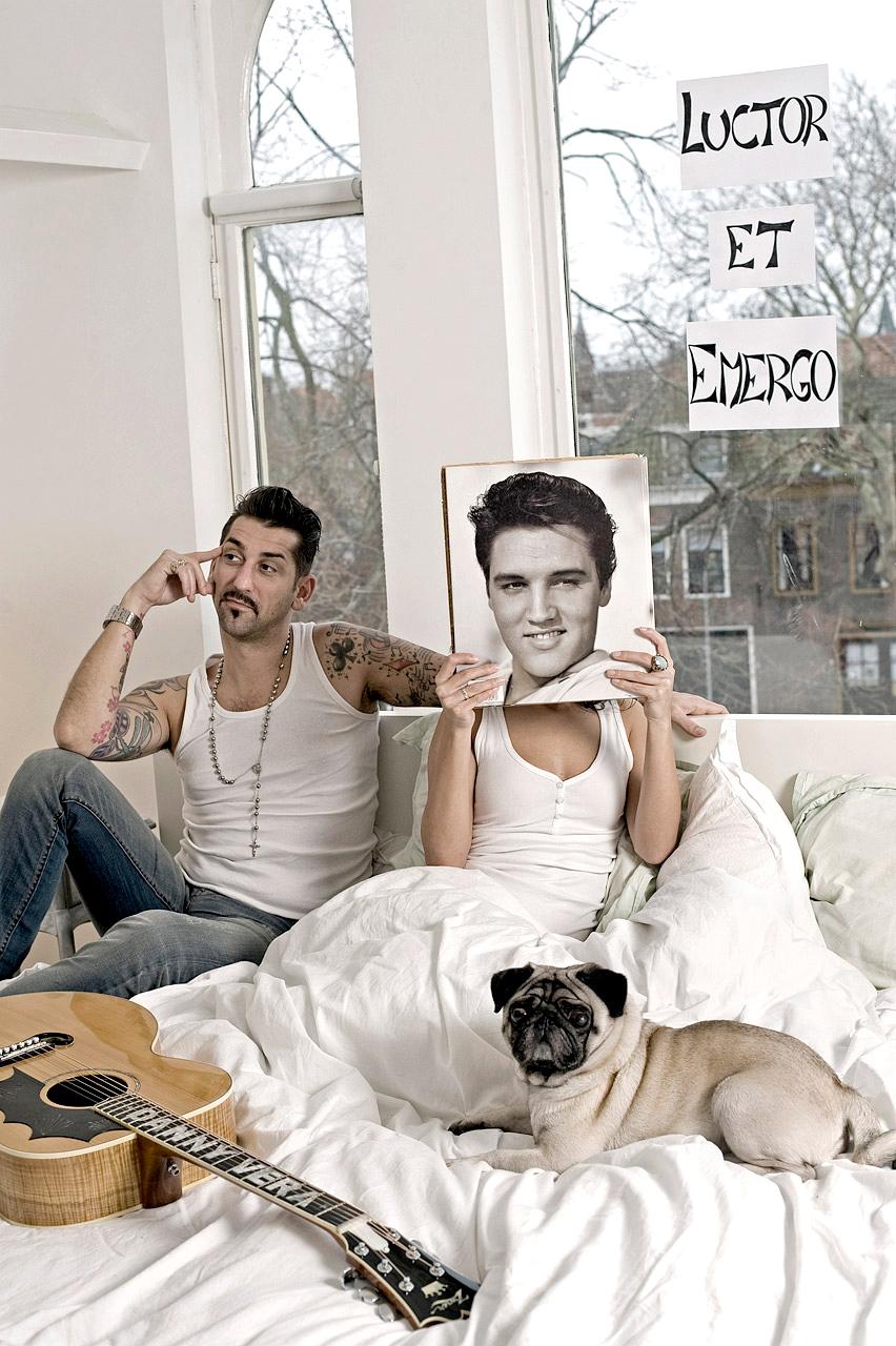 Danny and Escha